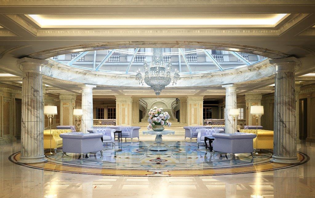 Hotel | St. Petersburg – Russia